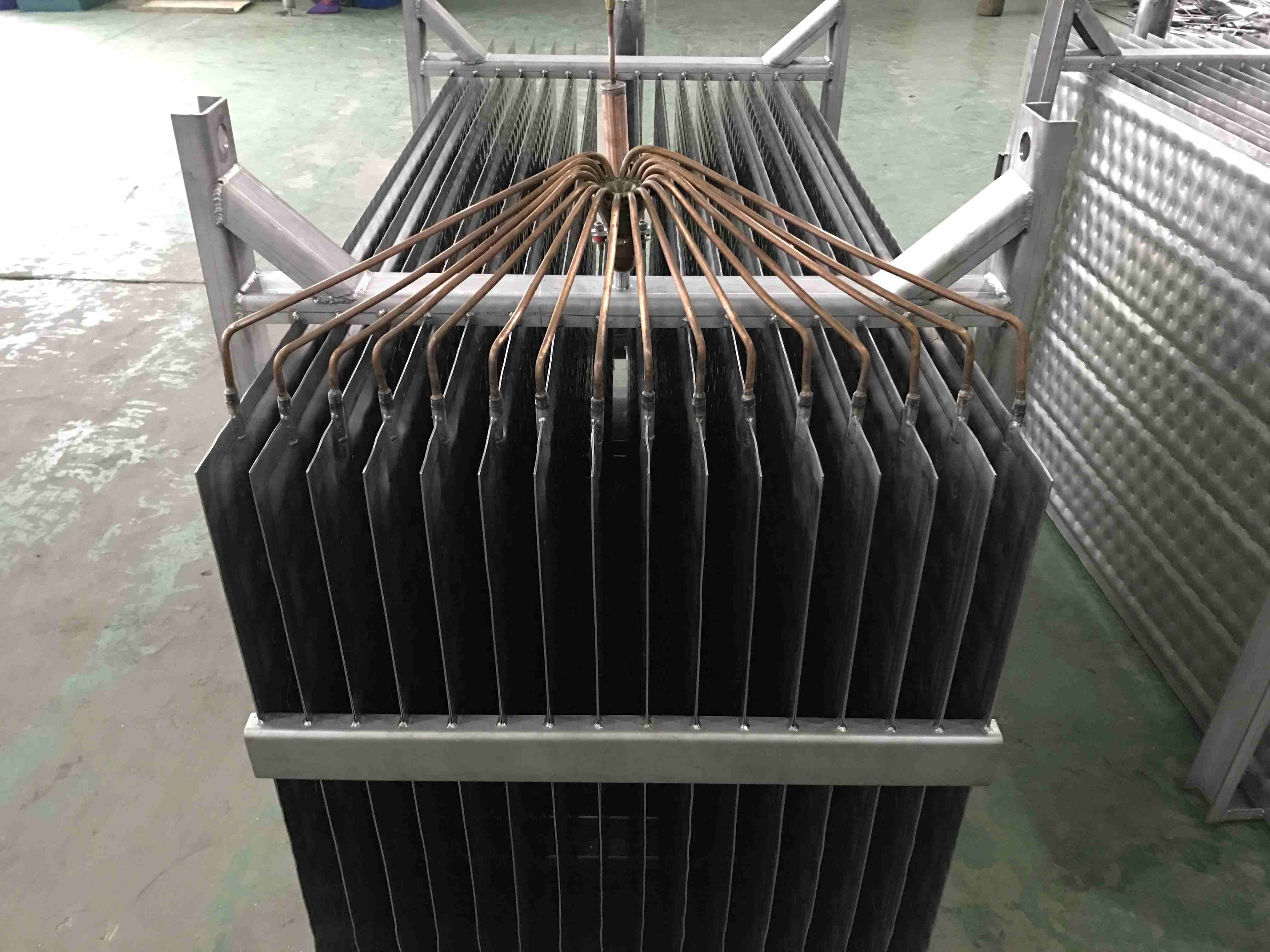 City Wastewater Heat Recovery Project----Wastewater Heat Exchanger