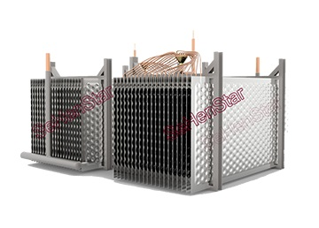 Ice Bank Project----Energy Saving Immersion Dimple Plate Heat Exchanger for Food Industry